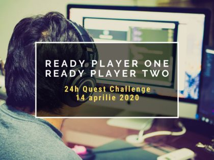 2020 Ready Player One, Ready Player Two – 24h Quest Challenge