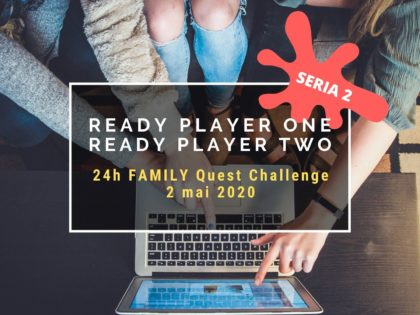 2020 Ready Player One, Ready Player Two – 24h FAMILY Quest Challenge – seria 2