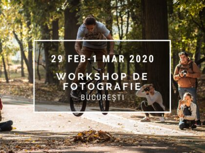 2020 Workshop de Fotografie